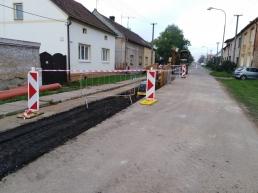 Kanalizace Kněževes II a III etapa
