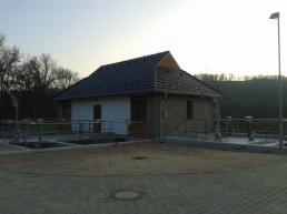 Lhota Rapotina - Kanalizace a ČOV
