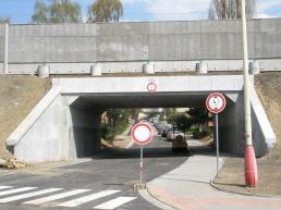 Modernizace trati Veselí nad Lužnicí- Tábor, 1 část, úsek Doubí u Tábora - Tábor
