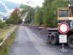 Zahájení stavby kanalizace a čistírny odpadních vod v Loučné