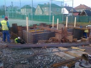 Rekonstrukce a rozšíření čistírny odpadních vod - Leština, kanalizace Hrabišín