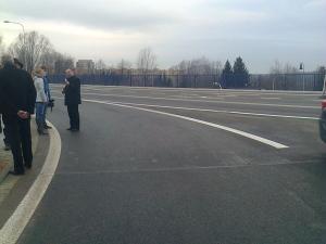 Dokončení rekonstrukce mostu v Kopřivnicie